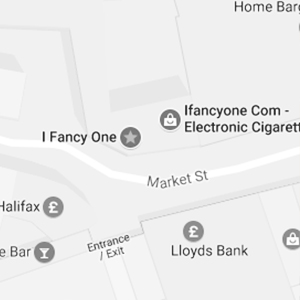 ifancyone.com Tamworth Vape / E-Liquid / E-Cig Shop - 20 George Street, Tamworth, Staffordshire, B79 7LL