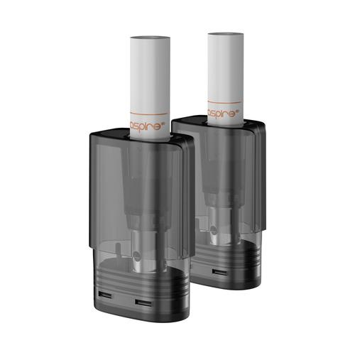 Aspire Vilter Replacement Pods - 1.0ohm (Pack of 2)