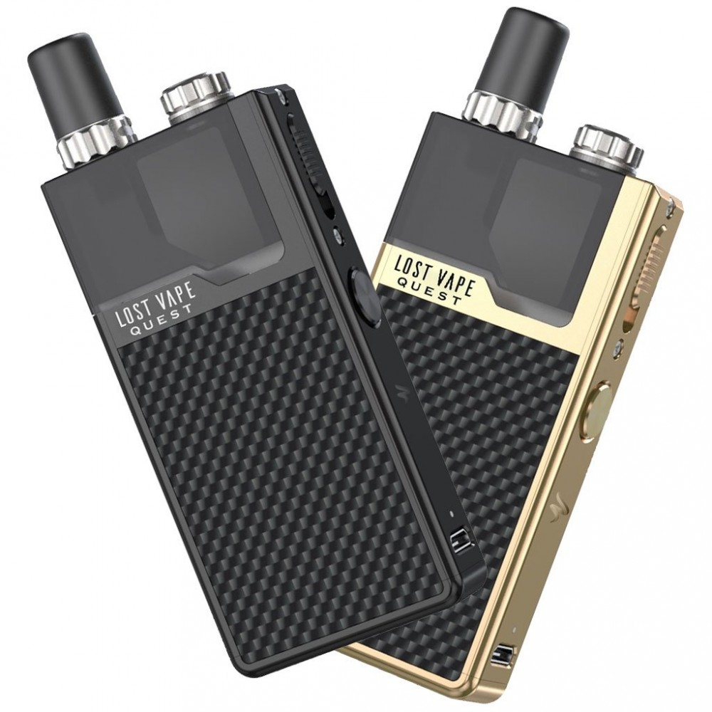 Orion Q Kit By Lost Vape | Orion Q | Orion Q Lostvape |Orion