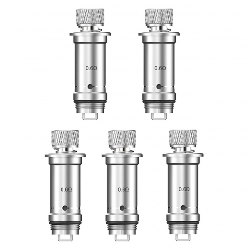 Lyra Replacement Coils 0.6ohm - 5 Pack