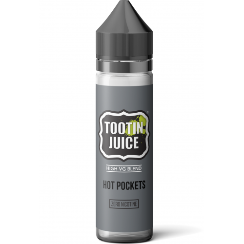 Pocket Shots - Hot Pockets High VG Tootin Juice - 0mg