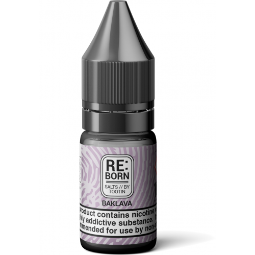 RE:Born - Baklava - 10ml Nic Salts