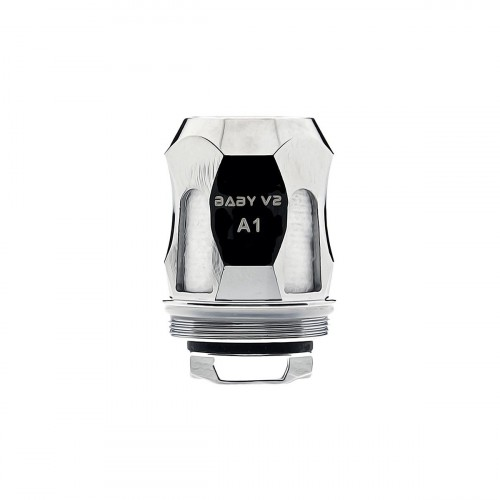 SMOK TFV8 BABY V2 REPLACEMENT COIL HEADS - A1 (3-PACK)