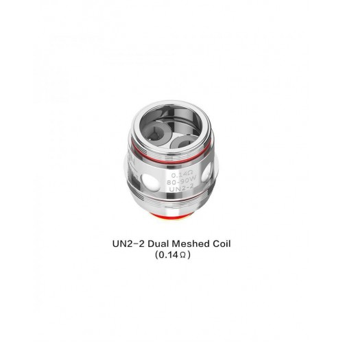 Uwell Valyrian 2 Coils - Double Mesh  (2PK)
