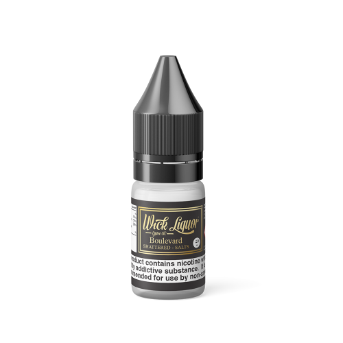 Wick Liquor - Boulevard Shattered 10ml NS