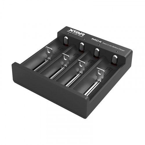XTAR MC4 - 4 Bay Charger