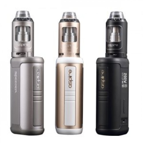 Aspire Speeder Kit