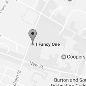 ifancyone.com Burton on Trent Vape / E-Liquid / E-Cig Shop - 2 Union Street, Burton-On-Trent, Staffordshire, DE14 1AA