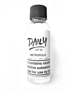 Daily Every Day Carry – Metropolis 0mg