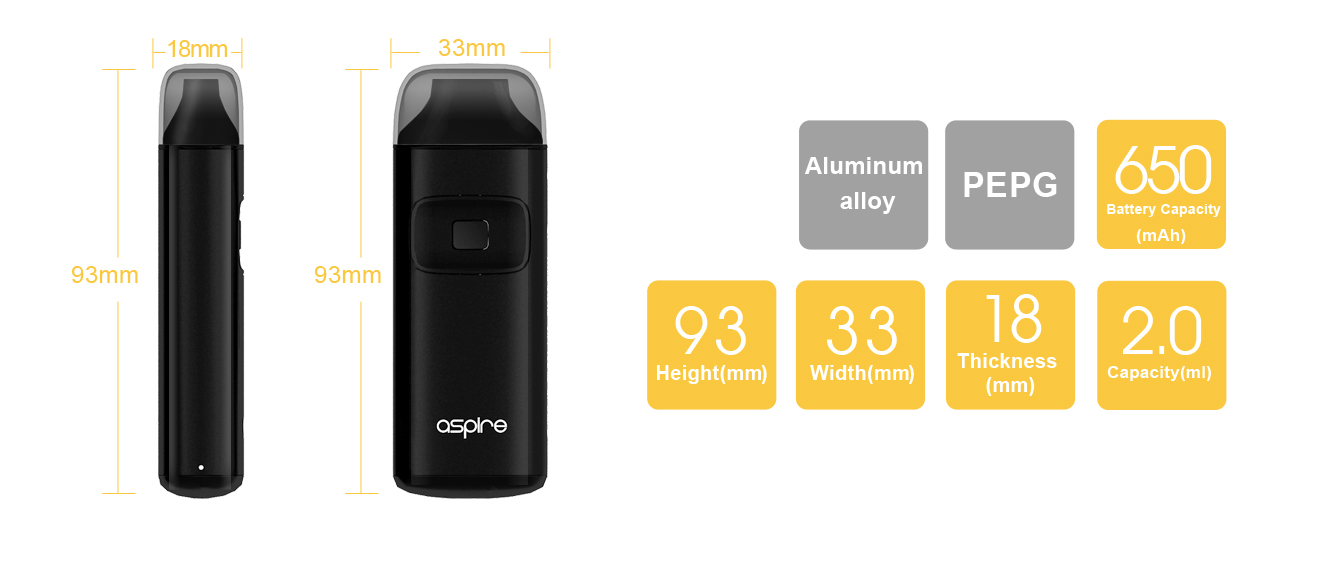 Aspire Breeze UK