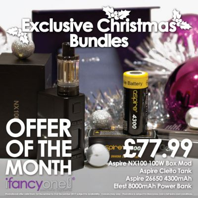 Christmas Monthly Offer